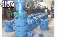 Manufacturing the parts of oil wells (wellhead facilities)