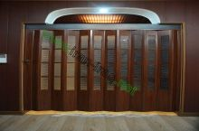 Folding doors (slide) wooden shutters – Mammoth Wood Industry